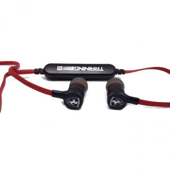 Scuderia Ferrari Bluetooth Stereo Earphones
