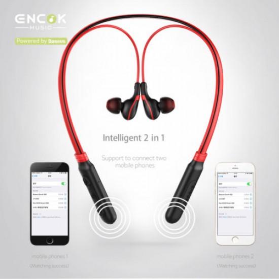 Baseus Encok Neck Hung Bluetooth Earphone E16