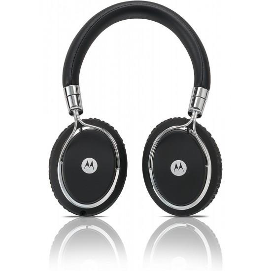 Motorola Pulse M Series Premium Metal Over Ear Wired Headphone