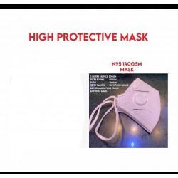 N95 140GSM Mask