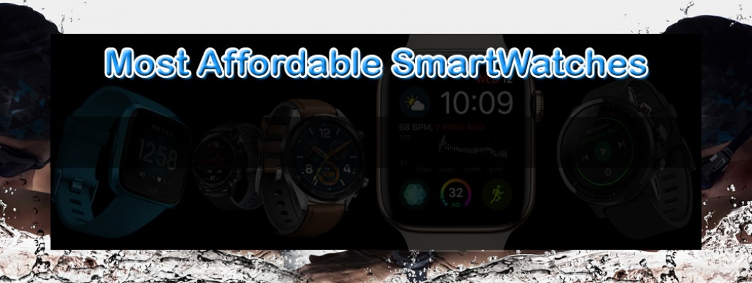 Top 5 Best & Most Affordable SmartWatches in Pakistan