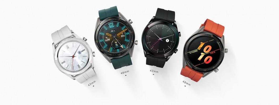 Huawei Watch GT 2 46mm Stainless Steel Matte Black