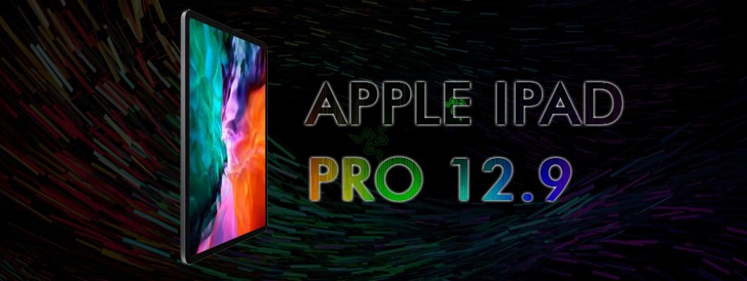 Apple iPad Pro 12.9 256GB WIFI (4th Gen 2020)