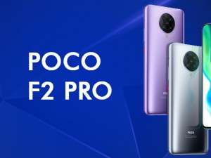 Poco F2 Pro 256GB with Official Warranty