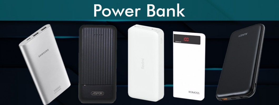 5 Best Quality Power banks Available Online at Qmart.pk