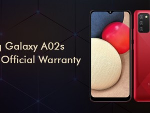 Samsung Galaxy A02s 32GB With Official Warranty