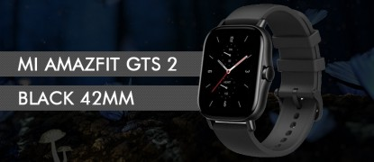 Amazfit GTS 2 Black 42mm