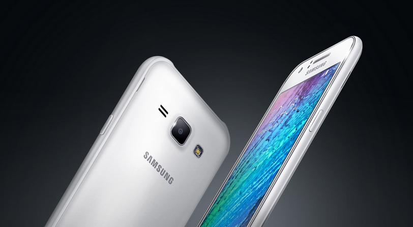 Samsung Galaxy J1 Dual Sim SM-J100F